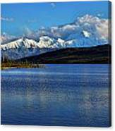 Wonder Lake Canvas Print