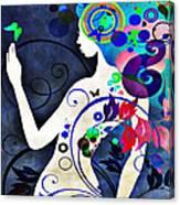 Wonder Night Canvas Print