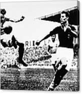 World Cup, 1938 Canvas Print