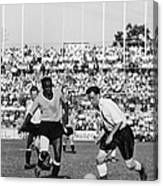 World Cup, 1954 Canvas Print