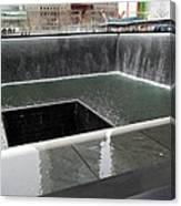 World Trade Center Memorial Canvas Print