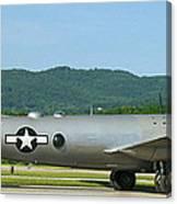 World War II B-29 Superfortress Bomber Fifi Canvas Print