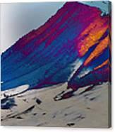 Wyoming Mountains 4 Canvas Print