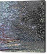 Wyoming Sunset Canvas Print