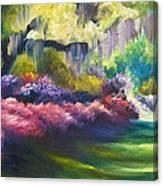 Wysteria Lane Canvas Print