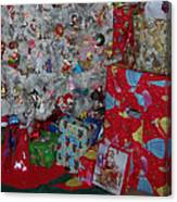 Xmas Presents 03 Canvas Print