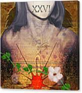 Xxvi Canvas Print