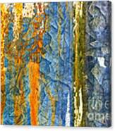 Yellow River Canvas Print
