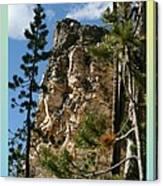 Yellowstone Np 001 Canvas Print