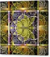 Yggdrasil Flower Canvas Print