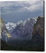 Yosemite Valley 2 Canvas Print