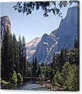 Yosemite Valley 3 Canvas Print