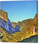 Yosemite Valley 4 Canvas Print