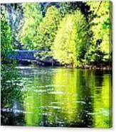 Yosemite's Merced River Canvas Print