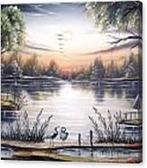 Zalez Canvas Print