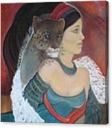 Zela Canvas Print