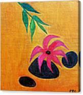 Zen Lounge Canvas Print