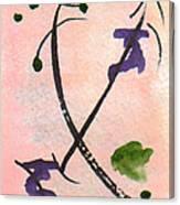 Zen Study 01 Canvas Print