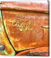 1946 Ford Truck  Canvas Print