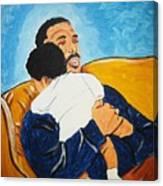 Baby Girl Canvas Print
