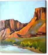 Big Bend Canvas Print