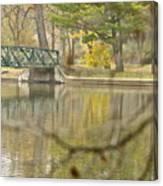 Bridge Revealed Canvas Print