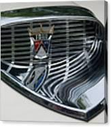 Ford Chrome 13124 Canvas Print
