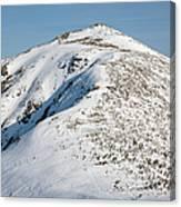 Mount Lafayette - White Mountains New Hampshire Canvas Print