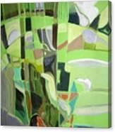 Natura Aroma Canvas Print