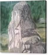,, Piatra Teiului,, Canvas Print
