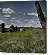 Prairie Farm Canvas Print