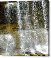 Rock Glen Falls Iphone 6s Canvas Print