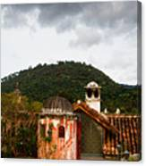 Roof Top View 3 Canvas Print
