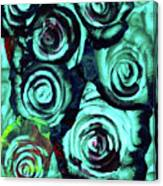 Roses 3 Canvas Print