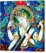 Saraswati 2 Canvas Print