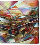 ' Surface ' Canvas Print
