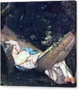 The Hammock Canvas Print