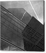 White Plains Office Building 5 Canvas Print
