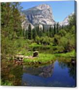 @ Yosemite Canvas Print