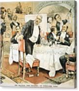 Populist Movement Canvas Print