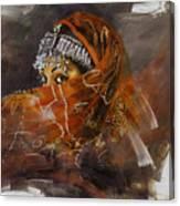 002 Pakhtun  Canvas Print