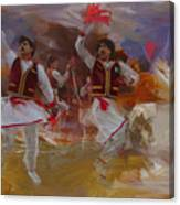 004 Pakhtun B Canvas Print