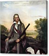 John James Audubon Canvas Print