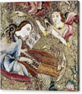 Chasuble, 18th Century Canvas Print