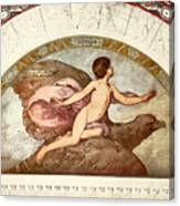 Ganymede, C1901 - To License For Professional Use Visit Granger.com Canvas Print