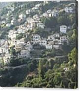 0116852 - Greece - Pilio Canvas Print