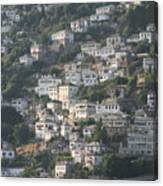 0116883 - Greece - Pilio Canvas Print