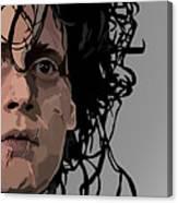 018. I Canvas Print