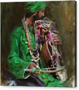 023 Sindh Canvas Print