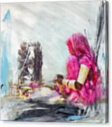 024 Sindh Canvas Print